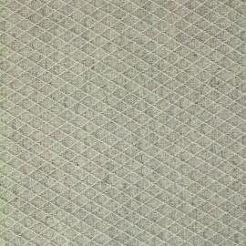 Tissu Oeko-Tex toile lin piqué Rosalino - lin x 10cm