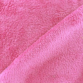 ♥ Coupon 80 cm X 145 cm ♥  Piloudou fabric - Pink