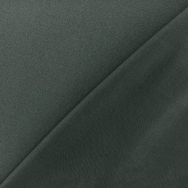 Tissu jersey crêpe - ardoise foncé x 10cm