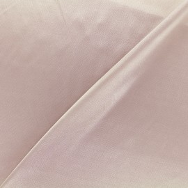 Lining jersey fabric - pink grey x 10cm