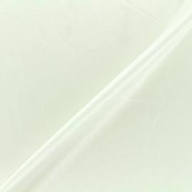 Lining jersey fabric - ecru x 10cm