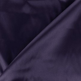 Duchesse lining fabric - indigo x 10cm