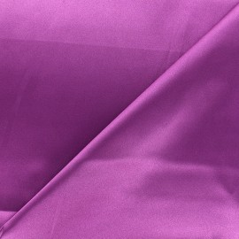 Duchesse lining fabric - violine x 10cm