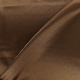Duchesse lining fabric - light brown x 10cm