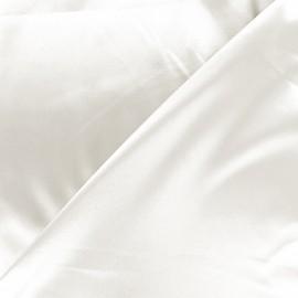 Tissu doublure Duchesse - écru x 10cm