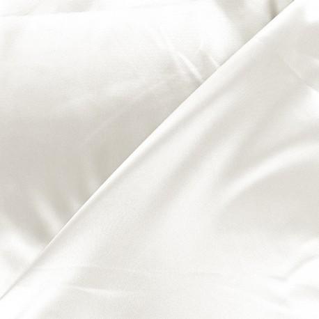 Duchesse lining fabric - ecru x 10cm