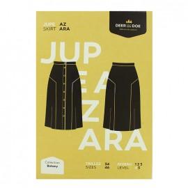 Sewing pattern Deer and Doe - Skirt Azara