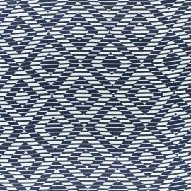 Tissu Satin graphique x 10cm
