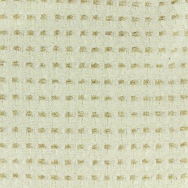 Tweed gold Fabric