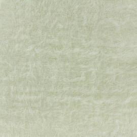Tissu Maille fantaisie écru x 10cm