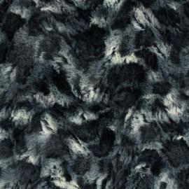 Tissu Fourrure tie and diy x 10cm