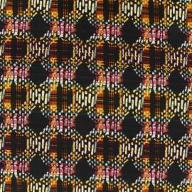 Tissu Stretch vitraux x 10cm