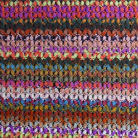 Multicolor Wool Fabric x 10cm