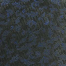 Tissu Jacquard nuit x 10cm
