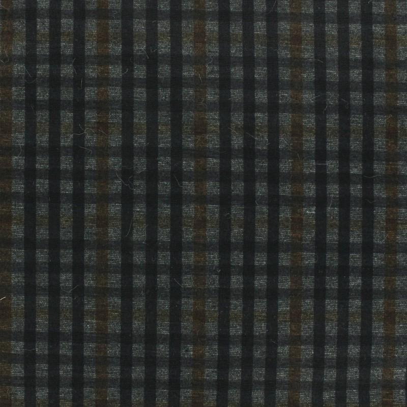 tissu jersey milano vichy x 10cm ma petite mercerie. Black Bedroom Furniture Sets. Home Design Ideas