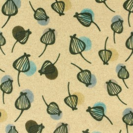 Vegetal Coat Fabric x 10cm