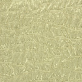 Jacquard iridescent gold Fabric x 10cm