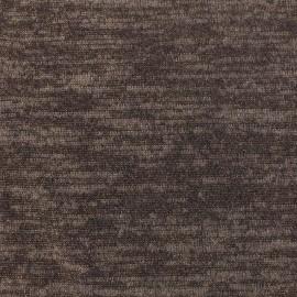 Tissu Maille lurex chocolat x 10cm