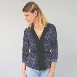 Sewing pattern République du Chiffon Blouse - Edith
