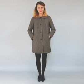 Sewing pattern République du Chiffon Coat - Ernest