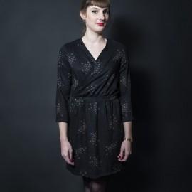 Sewing pattern République du Chiffon Dress - Madeleine