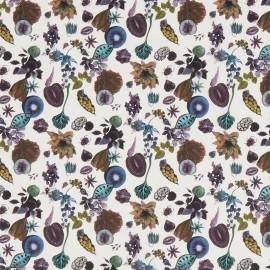 Tissu Liberty - Floral Earth C x 10cm
