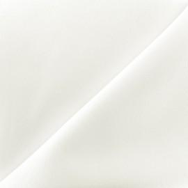 Tissu Lycra épais Fuji - écru x 10cm