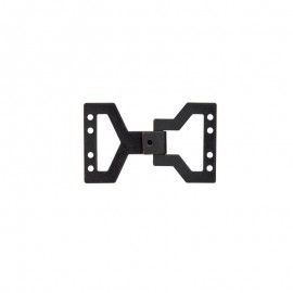 Metal clasp - black
