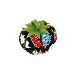 Tomato pin cushion  Pow - black