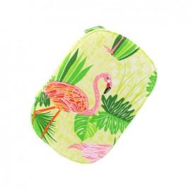 Sewing kit Flamingo - green