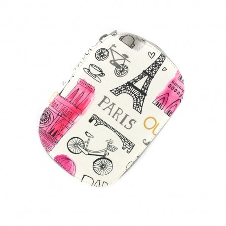 Sewing kit Je t'aime Paris - ecru
