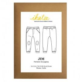 Patron Ikatee Jim pantalon de jogging - de 3 à 12 ans