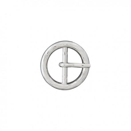 Boucle métal Anna - argent