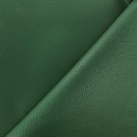 Tissu toile polyester souple imperméable - sapin x 10cm