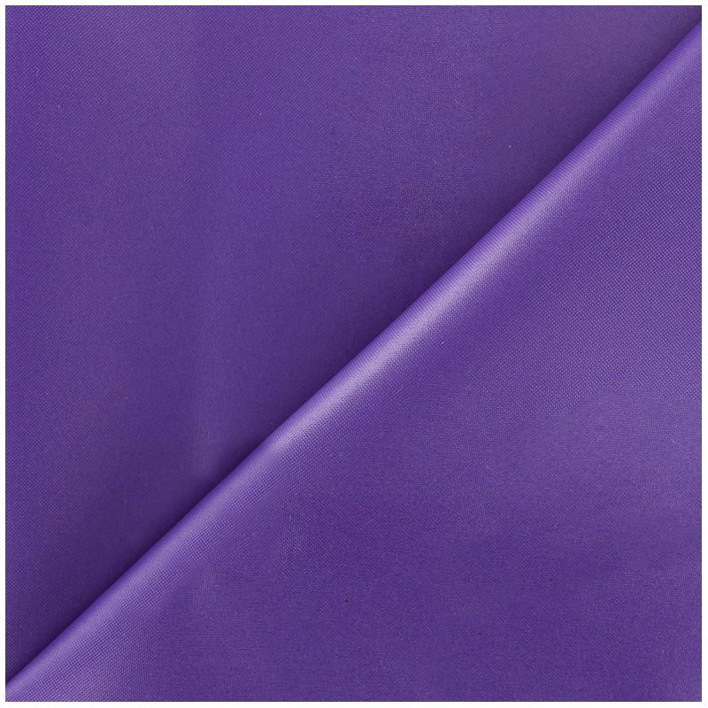 tissu toile polyester souple imperm able violet x 10cm. Black Bedroom Furniture Sets. Home Design Ideas