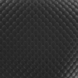 Simili cuir Jada - noir x 10cm