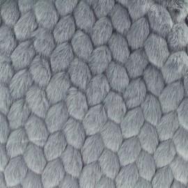Fourrure Vogue - gris x 10cm