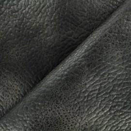 Imitation leather Cherokee - anthracite x 10cm