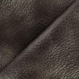 Simili cuir Cherokee - marron foncé x 10cm