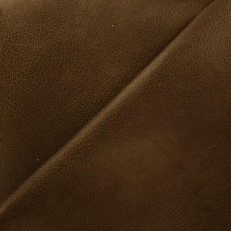 Leather Tennessee - dark brown x 10cm