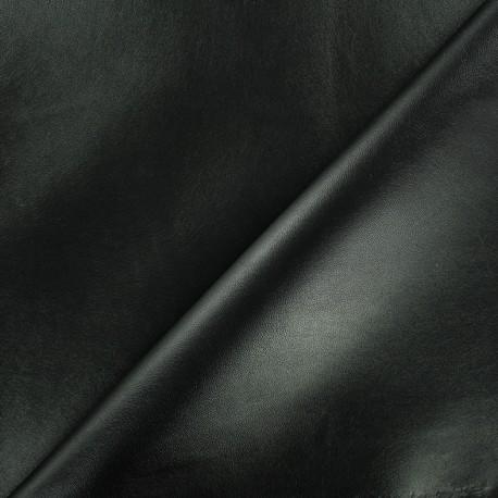 Simili cuir souple snake gris - Cuir au metre carre ...