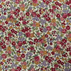 Les Petits Bouquets Froufrou cotton veil - burgundy x10cm