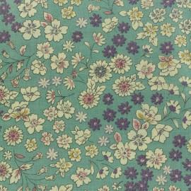 Les Fleuris Froufrou cotton veil - green x10cm