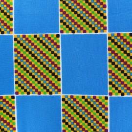 Tissu Wax - Kokola x 10cm