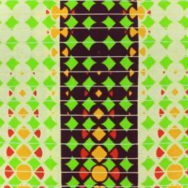 Wax print fabric- Borana x 10cm