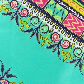 Tissu Wax - Mandari x 10cm
