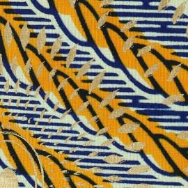 Tissu Wax - Inuit x 10cm
