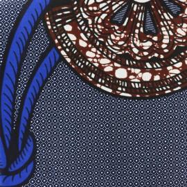 Tissu Wax - Néyo x 10cm
