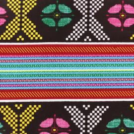 Tissu Wax - Nalu x 10cm