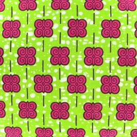 Tissu Wax - Zulu x 10cm